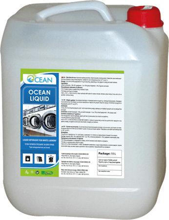 ОКЕАН ЛИКУИД – Течен препарат за бяло пране