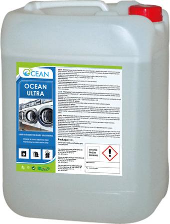 ОКЕАН УЛТРА - Препарат за силно замърсено пране