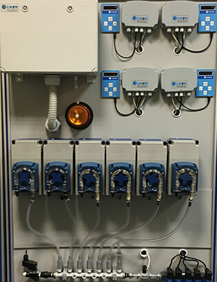 CMWDS - CENTRALIZED MULTI-WASHING DOSING SYSTEM