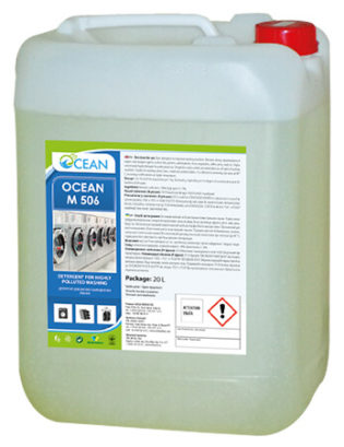 MY OCEAN M 506 - DETERGENT FOR HIGHLY POLLUTED WASHING